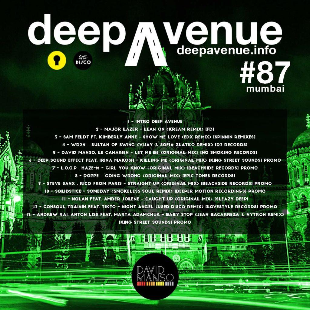 Deep Avenue 87
